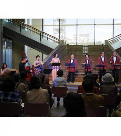 ハラハラシンガーズin県庁ロビーコンサート